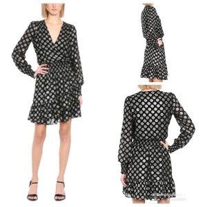 MICHAEL Michael Kors women's ruffle dress NWT